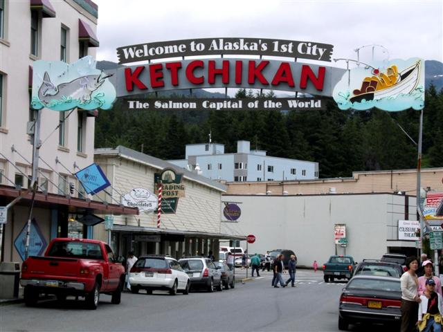 the hook up ketchikan ak