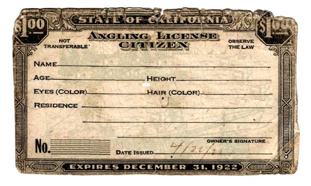 Fishing fishing license for Where to get a fishing license